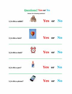 Ficha interactiva Yes or No Questions-3