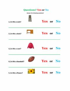 Ficha interactiva Yes or No Questions-4