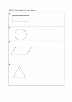 Interactive worksheet Worksheet 01