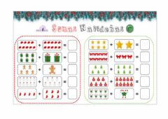 Interactive worksheet Sumas navideñas-3