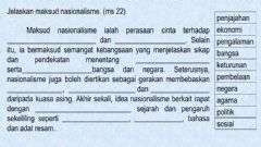 Interactive worksheet T4-Ulang Kaji Bab 2