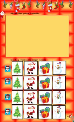 Interactive worksheet Ex 1 - Christmas