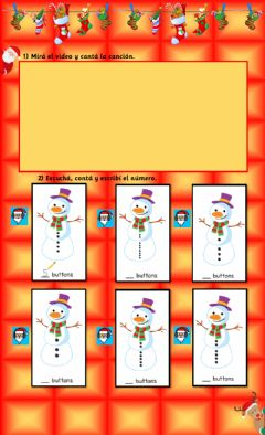 Interactive worksheet Ex 3 - Christmas