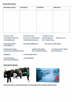 Interactive worksheet Solutions PreInt 3ed Unit 7G Giving opinions
