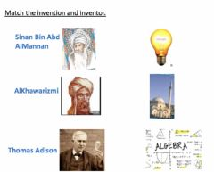 Interactive worksheet Invention and inventors
