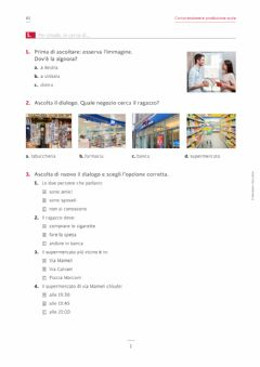Interactive worksheet Orale 1 a1