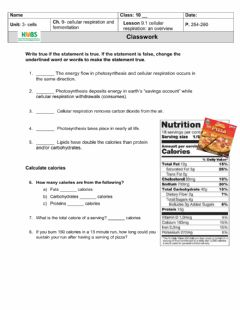 Interactive worksheet L9.1 cr