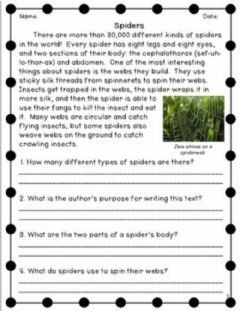 Interactive worksheet Exercise -2 (LIVEWORKSHEETS)- Reading Comprehension with open-ended questions