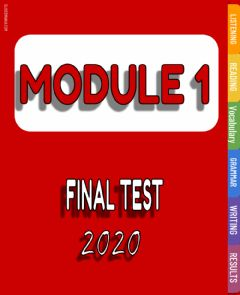 Interactive worksheet MODULE 1 - FINAL EXAM