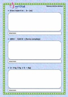 Interactive worksheet CAS-6008-SMD-ejercicios