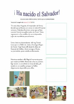 Interactive worksheet Nace el Salvador