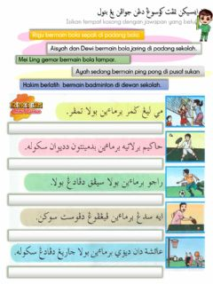 Interactive worksheet Pendidikan Islam