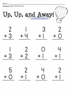 Interactive worksheet Addition within 10