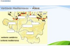 Interactive worksheet Rios de alava - mudo