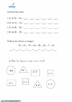 Interactive worksheet 1mate U8.3cast