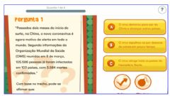 Interactive worksheet Pergunta 1