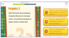 Interactive worksheet Pergunta 3
