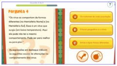 Interactive worksheet Pergunta 4