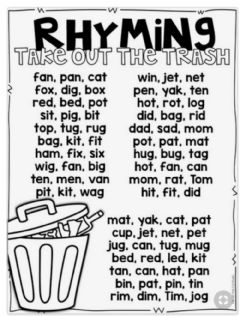 Interactive worksheet Take the trash out