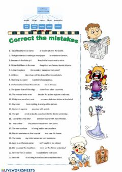 Interactive worksheet Relative clause