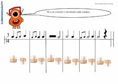 Interactive worksheet Compases simples IV
