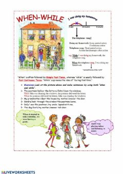 Interactive worksheet Pages 5 and 6
