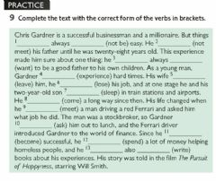 Interactive worksheet Present Perfect-Past Simple