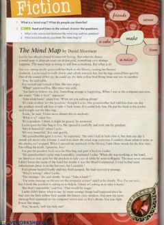 Interactive worksheet The mind map