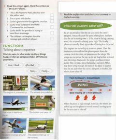 Interactive worksheet How do planes take off