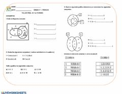 Interactive worksheet TALLER FINAL DE 1er PERIODO