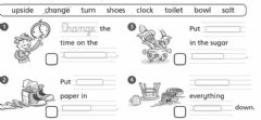 Interactive worksheet April Fool-s Day
