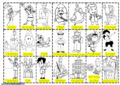 Interactive worksheet 4th grd unit 7 vocabulary-1