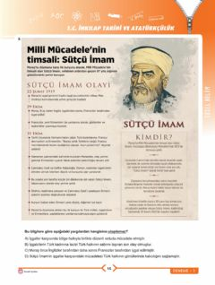 Interactive worksheet LGS MİNİ 4