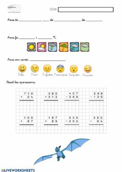 Interactive worksheet Rutina 11