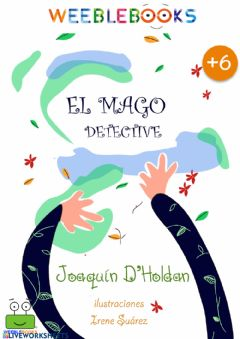 Interactive worksheet El mago detective