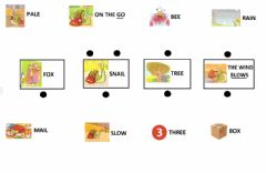 Ficha interactiva -Snail Brings The Mail-