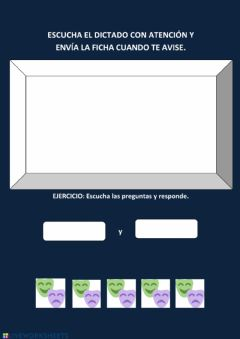 Interactive worksheet Lengua video 1 - adjetivo