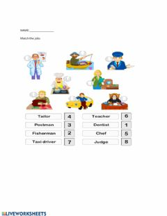 Interactive worksheet Teacher