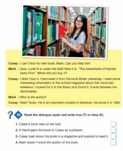 Interactive worksheet English route-bookworms-114