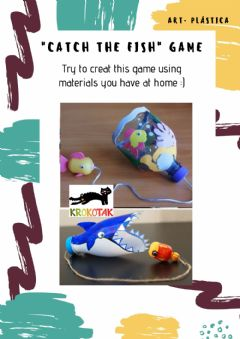 Interactive worksheet -Catch the fish- game