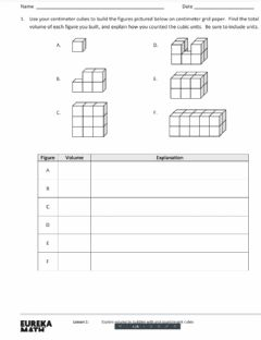 Interactive worksheet Module 5 Lesson 1
