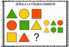 Interactive worksheet Razonamiento