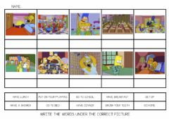 Interactive worksheet UNIT 5 - Vocabulary (3º)