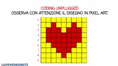 Interactive worksheet Coding 2