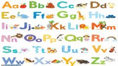 Ficha interactiva The Alphabet.