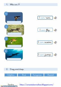Interactive worksheet Can.