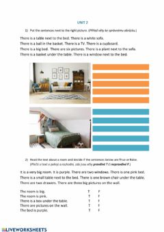 Interactive worksheet Chit Chat II - Unit 2