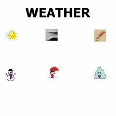 Ficha interactiva What-s the weather like?