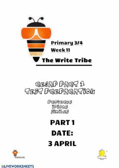 Interactive worksheet Week 11 e-learning p3-4 part 1