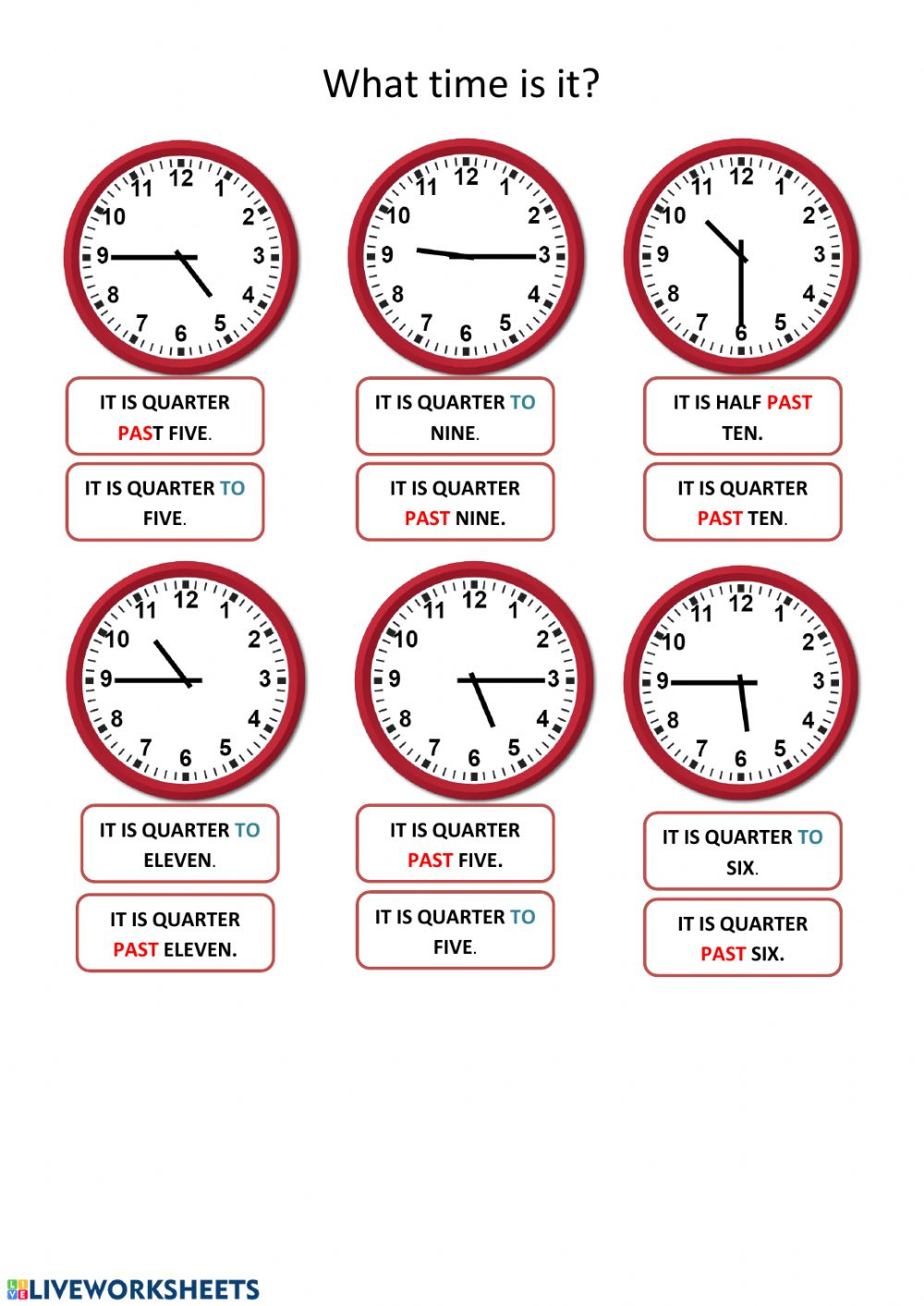 What time is it interactive activity for Grade 20